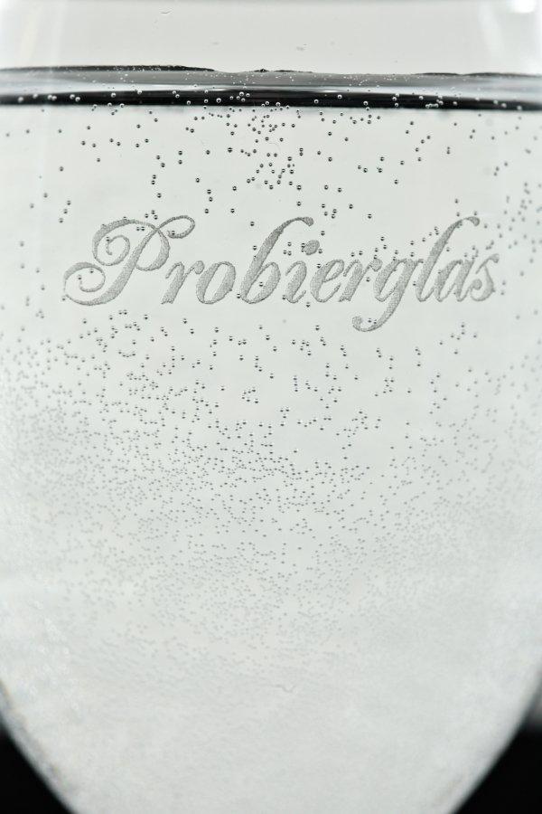 Gravur auf Glas