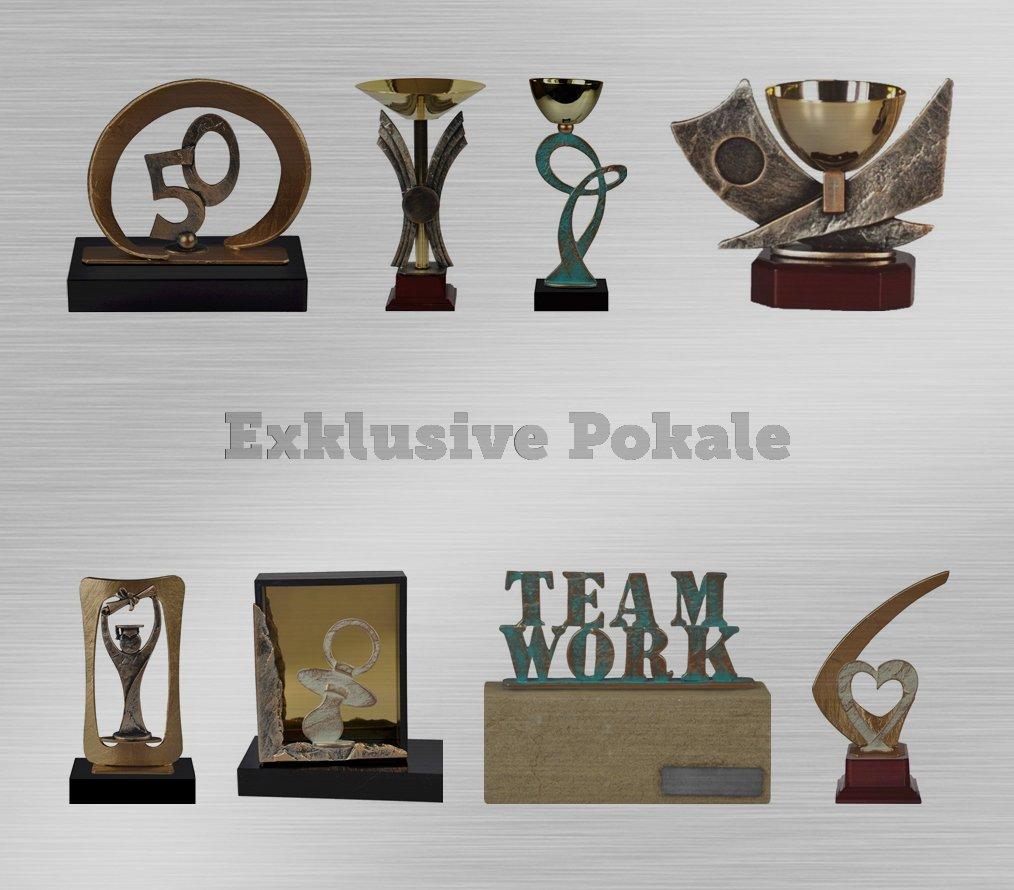 Exklusive Pokale
